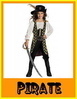 Pirates Girls Costumes